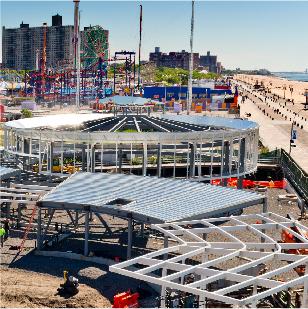 Progress Construction Photo 2