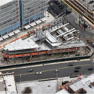 Progress Construction Photo 1